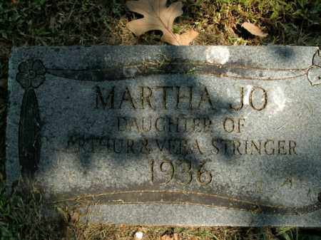 STRINGER, MARTHA JO - Boone County, Arkansas | MARTHA JO STRINGER - Arkansas Gravestone Photos