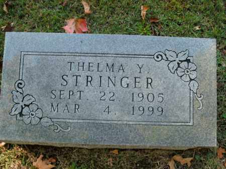 STRINGER, THELMA Y. - Boone County, Arkansas | THELMA Y. STRINGER - Arkansas Gravestone Photos