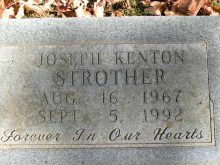 STROTHER, JOSEPH KENTON - Boone County, Arkansas | JOSEPH KENTON STROTHER - Arkansas Gravestone Photos