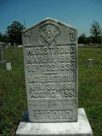 STROUD, W. G. - Boone County, Arkansas | W. G. STROUD - Arkansas Gravestone Photos