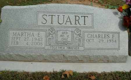 STUART, MARTHA E. - Boone County, Arkansas | MARTHA E. STUART - Arkansas Gravestone Photos