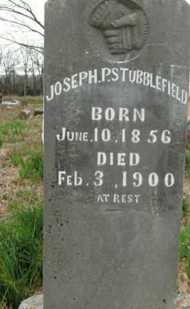 STUBBLEFIELD, JOSEPH PATRICK - Boone County, Arkansas | JOSEPH PATRICK STUBBLEFIELD - Arkansas Gravestone Photos