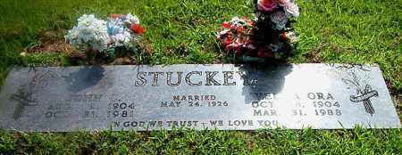 STUCKEY, VELMA ORA - Boone County, Arkansas | VELMA ORA STUCKEY - Arkansas Gravestone Photos