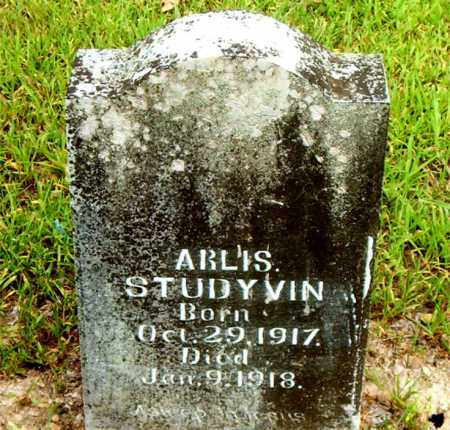STUDYVIN, ARLIS - Boone County, Arkansas | ARLIS STUDYVIN - Arkansas Gravestone Photos