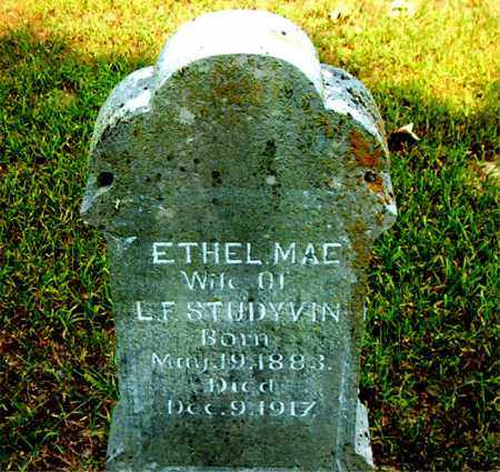STUDYVIN, ETHEL MAE - Boone County, Arkansas | ETHEL MAE STUDYVIN - Arkansas Gravestone Photos