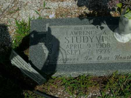 STUDYVIN, LAWRENCE A. - Boone County, Arkansas | LAWRENCE A. STUDYVIN - Arkansas Gravestone Photos