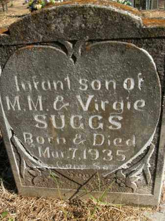 SUGGS, INFANT SON - Boone County, Arkansas | INFANT SON SUGGS - Arkansas Gravestone Photos