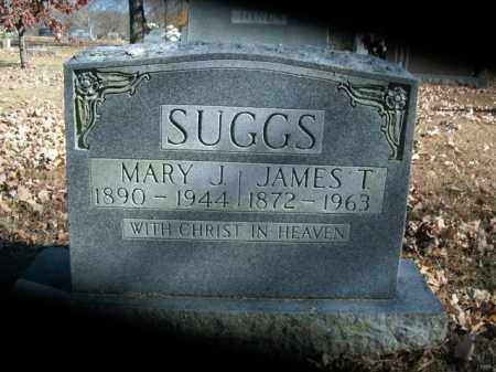 SUGGS, MARY J. - Boone County, Arkansas | MARY J. SUGGS - Arkansas Gravestone Photos