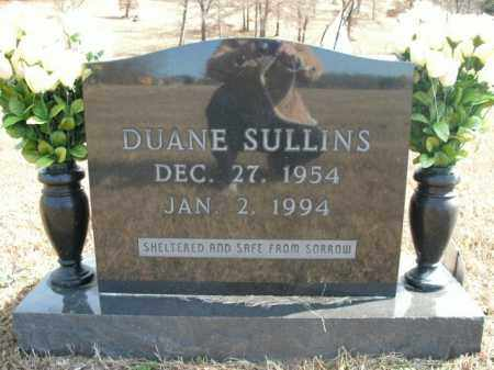 SULLINS, DUANE - Boone County, Arkansas | DUANE SULLINS - Arkansas Gravestone Photos
