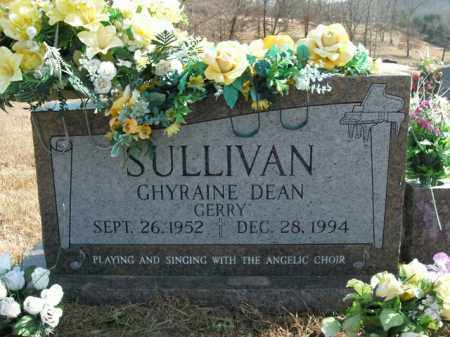 SULLIVAN, GHYRAINE DEAN - Boone County, Arkansas | GHYRAINE DEAN SULLIVAN - Arkansas Gravestone Photos