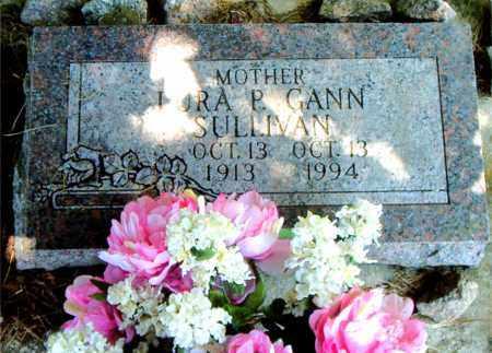 SULLIVAN, LURA  P. - Boone County, Arkansas | LURA  P. SULLIVAN - Arkansas Gravestone Photos
