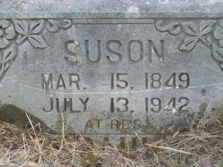 SUSON, PAUL - Boone County, Arkansas | PAUL SUSON - Arkansas Gravestone Photos