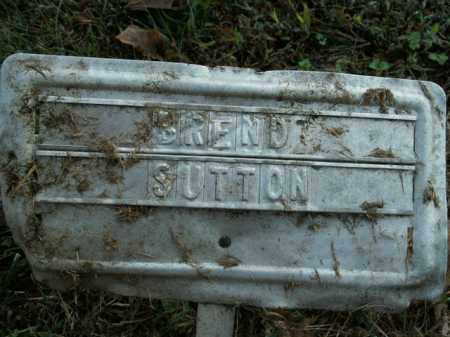 SUTTON, BRENDA - Boone County, Arkansas | BRENDA SUTTON - Arkansas Gravestone Photos