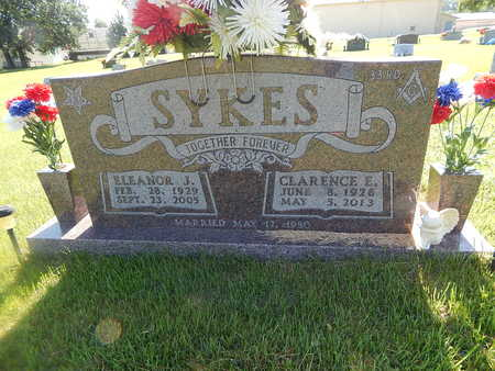 SYKES, ELEANOR J. - Boone County, Arkansas | ELEANOR J. SYKES - Arkansas Gravestone Photos