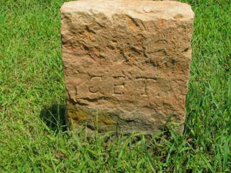 T, G.E. - Boone County, Arkansas | G.E. T - Arkansas Gravestone Photos