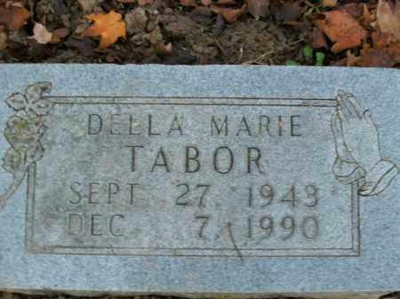 TABOR, DELLA MARIE - Boone County, Arkansas | DELLA MARIE TABOR - Arkansas Gravestone Photos