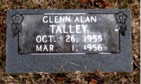 TALLEY, GLENN ALAN - Boone County, Arkansas | GLENN ALAN TALLEY - Arkansas Gravestone Photos