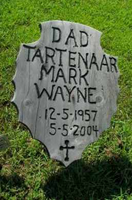 TARTENAAR, MARK WAYNE - Boone County, Arkansas | MARK WAYNE TARTENAAR - Arkansas Gravestone Photos