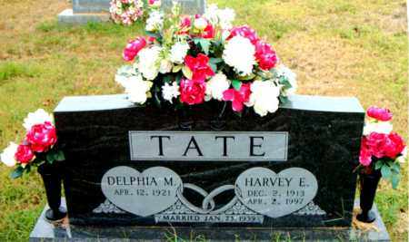 TATE, HARVEY  E - Boone County, Arkansas | HARVEY  E TATE - Arkansas Gravestone Photos