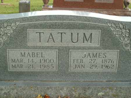 TATUM, JAMES - Boone County, Arkansas | JAMES TATUM - Arkansas Gravestone Photos