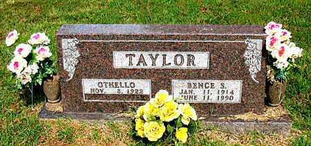 TAYLOR, BENCE S - Boone County, Arkansas | BENCE S TAYLOR - Arkansas Gravestone Photos