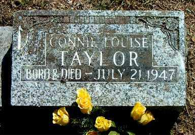 TAYLOR, CONNIE LOUISE - Boone County, Arkansas | CONNIE LOUISE TAYLOR - Arkansas Gravestone Photos