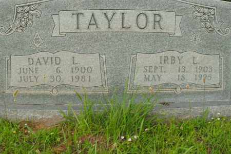 TAYLOR, DAVID LAFAYETTE - Boone County, Arkansas | DAVID LAFAYETTE TAYLOR - Arkansas Gravestone Photos