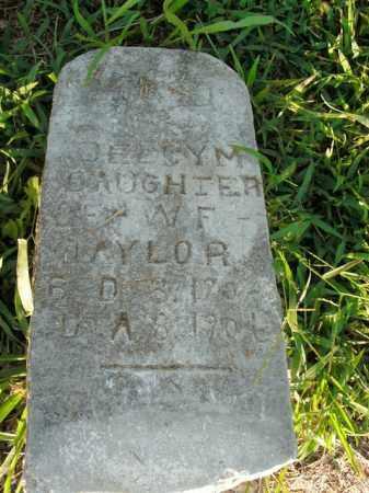TAYLOR, DELCY M. - Boone County, Arkansas | DELCY M. TAYLOR - Arkansas Gravestone Photos
