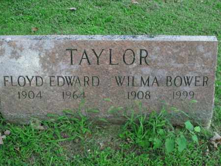 TAYLOR, FLOYD EDWARD - Boone County, Arkansas | FLOYD EDWARD TAYLOR - Arkansas Gravestone Photos