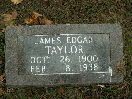 TAYLOR, JAMES EDGAR - Boone County, Arkansas | JAMES EDGAR TAYLOR - Arkansas Gravestone Photos