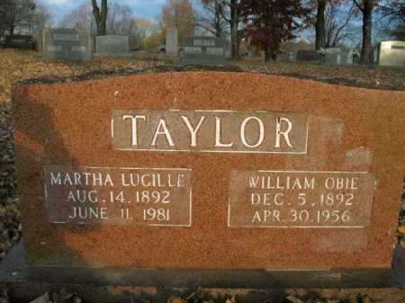 TAYLOR, WILLIAM OBIE - Boone County, Arkansas | WILLIAM OBIE TAYLOR - Arkansas Gravestone Photos