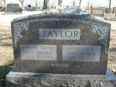 TAYLOR, MARTHA ELVINA - Boone County, Arkansas | MARTHA ELVINA TAYLOR - Arkansas Gravestone Photos