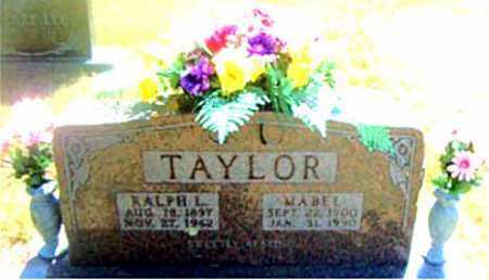 TAYLOR, MABEL - Boone County, Arkansas | MABEL TAYLOR - Arkansas Gravestone Photos