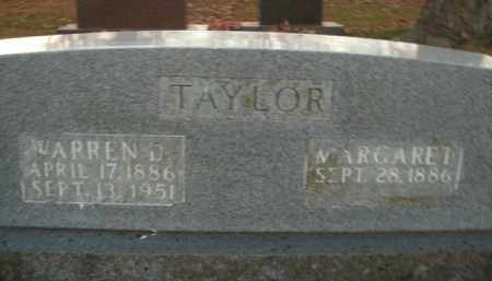 TAYLOR, MARGARET - Boone County, Arkansas | MARGARET TAYLOR - Arkansas Gravestone Photos