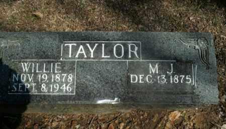 TAYLOR, MARION J. - Boone County, Arkansas | MARION J. TAYLOR - Arkansas Gravestone Photos