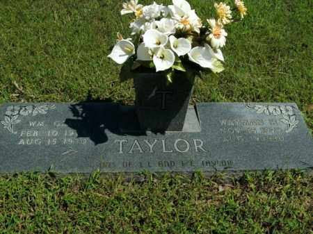 TAYLOR, WAYMAN H. - Boone County, Arkansas | WAYMAN H. TAYLOR - Arkansas Gravestone Photos