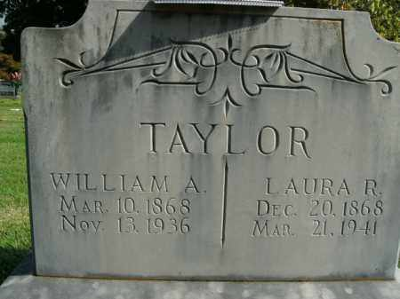 TAYLOR, WILLIAM A. - Boone County, Arkansas | WILLIAM A. TAYLOR - Arkansas Gravestone Photos