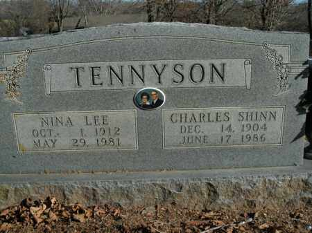 TENNYSON, CHARLES SHINN - Boone County, Arkansas | CHARLES SHINN TENNYSON - Arkansas Gravestone Photos