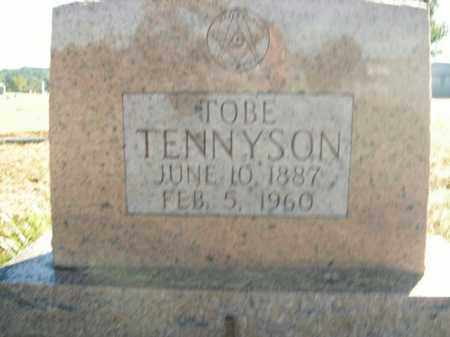 TENNYSON, TOBE - Boone County, Arkansas | TOBE TENNYSON - Arkansas Gravestone Photos