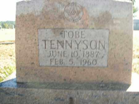TENNYSON, TOBE - Boone County, Arkansas | TOBE TENNYSON - Arkansas Gravestone Photos