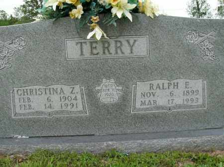 TERRY, RALPH ELLSWORTH - Boone County, Arkansas | RALPH ELLSWORTH TERRY - Arkansas Gravestone Photos
