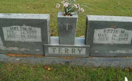 TERRY, EZZIE M. - Boone County, Arkansas | EZZIE M. TERRY - Arkansas Gravestone Photos