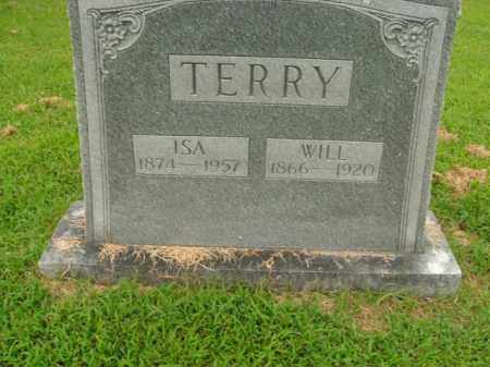 TERRY, ISA - Boone County, Arkansas | ISA TERRY - Arkansas Gravestone Photos