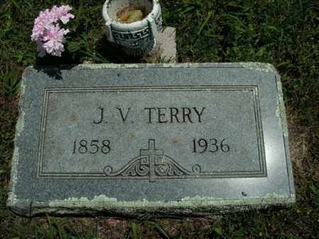 TERRY, JOSEPH VINCENT - Boone County, Arkansas | JOSEPH VINCENT TERRY - Arkansas Gravestone Photos