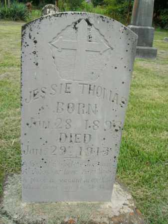 THOMAS, JESSIE - Boone County, Arkansas | JESSIE THOMAS - Arkansas Gravestone Photos