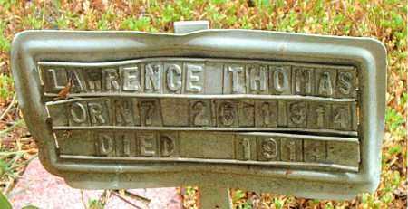 THOMAS, LAWRENCE - Boone County, Arkansas | LAWRENCE THOMAS - Arkansas Gravestone Photos