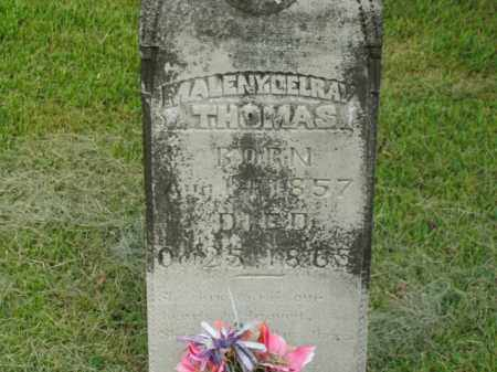 THOMAS, MALENY DELRAY - Boone County, Arkansas | MALENY DELRAY THOMAS - Arkansas Gravestone Photos