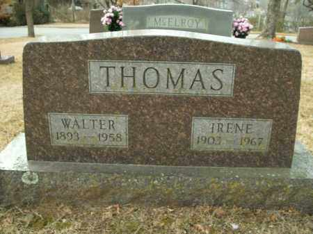 THOMAS, IRENE - Boone County, Arkansas | IRENE THOMAS - Arkansas Gravestone Photos