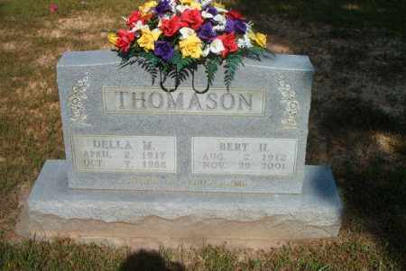 THOMASON, BERT  HAYES - Boone County, Arkansas | BERT  HAYES THOMASON - Arkansas Gravestone Photos