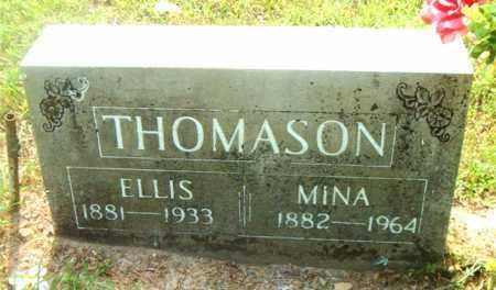 THOMASON, MINA - Boone County, Arkansas | MINA THOMASON - Arkansas Gravestone Photos
